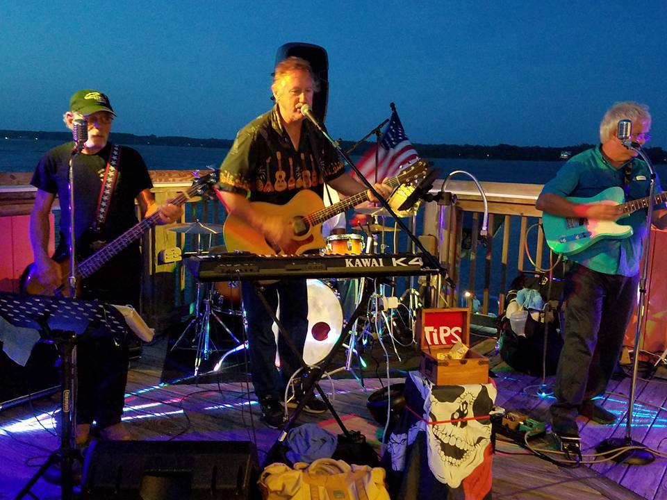The Groove Pirates @  Inlet View Bar & Grill