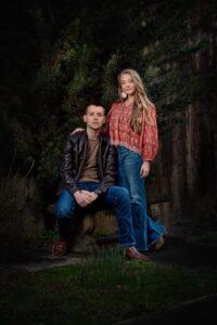 Dustin Chapman & Ryleigh Madison @ Inlet View BAR & GRILL AT HUGHES MARINA | Shallotte | North Carolina | United States