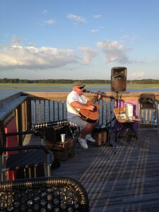 Chris Bellamy @ Inlet View BAR & GRILL AT HUGHES MARINA  | Shallotte | North Carolina | United States