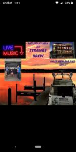 Strange Brew @ Inlet View BAR & GRILL AT HUGHES MARINA | Shallotte | North Carolina | United States